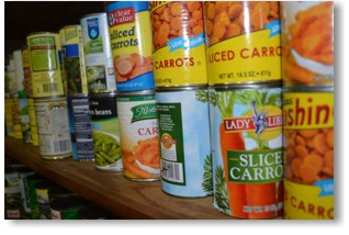 Harvest of Hope Food Pantry, Americus, GA