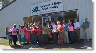 Harvest of Hope Food Pantry